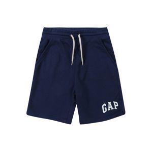 GAP Kalhoty 'FT LOGO'  modrá