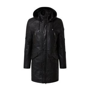 Gipsy Přechodná bunda  černá