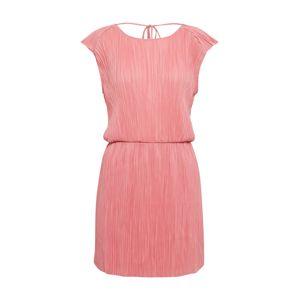 IVYREVEL Koktejlové šaty  růžová