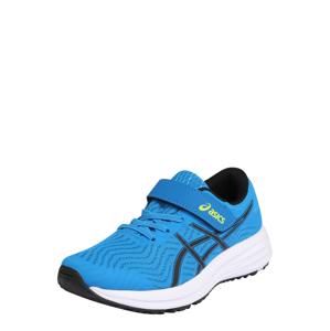 ASICS Sportovní boty 'Patriot 12'  černá / modrá