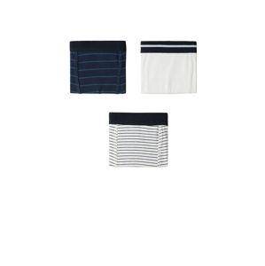 MANGO KIDS Spodní prádlo  námořnická modř / bílá / modrá