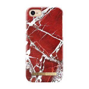 IDeal Of Sweden Pouzdro na smartphone 'Fashion Case'  červená / bílá