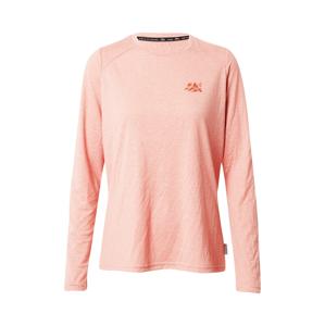 Maloja Funkční tričko 'Tsenda'  korálová / tmavě oranžová