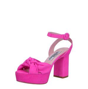 Essentiel Antwerp Páskové sandály  pink