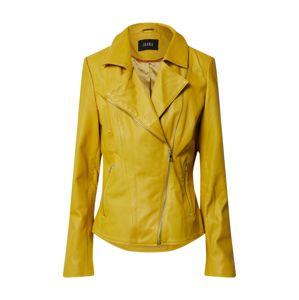 Ibana Přechodná bunda 'Waves'  žlutá