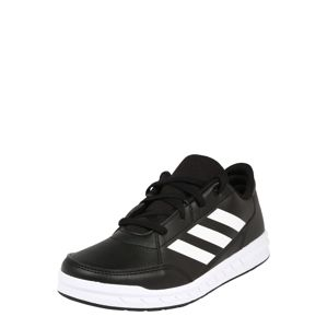 ADIDAS PERFORMANCE Sportovní boty 'Alta Sport K'  černá / bílá