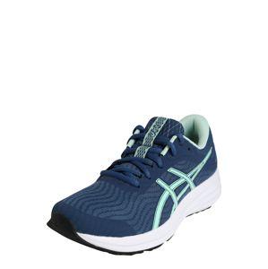ASICS Běžecká obuv 'PATRIOT 12'  modrá / aqua modrá