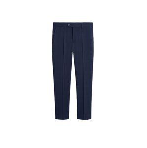 MANGO MAN Kalhoty s puky 'Brasilia'  námořnická modř