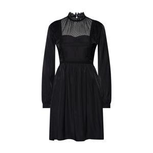OBJECT Šaty  černá