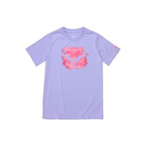 NIKE Funkční tričko 'Rafa'  světle růžová / pitaya / pastelová fialová