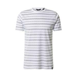 SHINE ORIGINAL Tričko  bílá / šedá