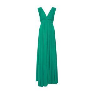 Carolina Cavour Společenské šaty  zelená