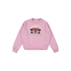GARCIA Mikina  světle růžová / bílá / černá / pitaya