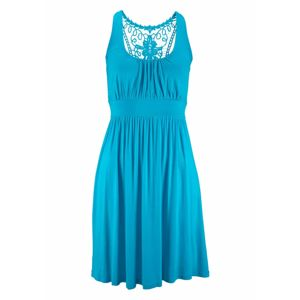 LASCANA Plážové šaty  tyrkysová