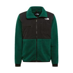 THE NORTH FACE Outdoorová bunda 'Denali'  tmavě zelená / černá