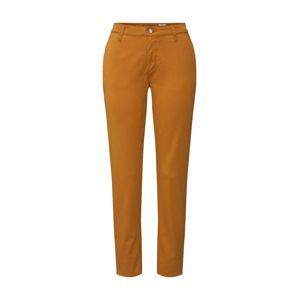 AG Jeans Chino kalhoty 'Caden'  okrová