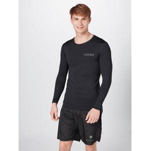 Calvin Klein Performance Funkční tričko  černá