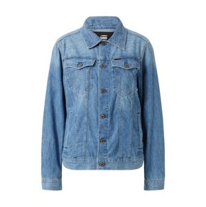 G-Star RAW Přechodná bunda '3301'  modrá džínovina