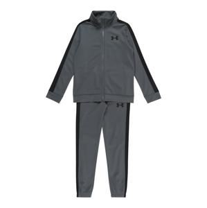 UNDER ARMOUR Sportovní oblečení  šedá / černá