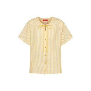 MAX&Co. Halenka 'DIFFUSO'  žlutá