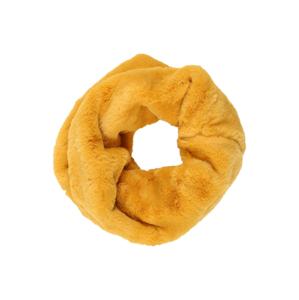 CODELLO Kruhová šála  žlutá