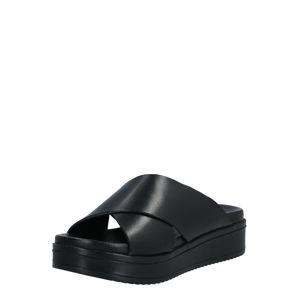 SHABBIES AMSTERDAM Pantofle  černá