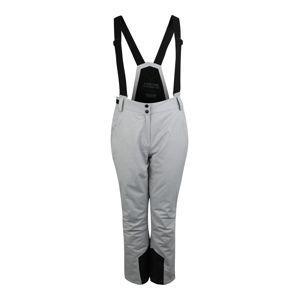 KILLTEC Outdoorové kalhoty 'Erielle'  světle šedá / černá