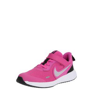 NIKE Sportovní boty 'Revolution 5'  pink