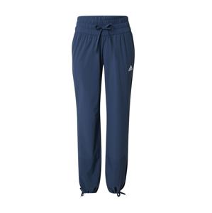 ADIDAS PERFORMANCE Sportovní kalhoty  tmavě modrá