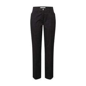 BRAX Kalhoty s puky 'MARA'  černá