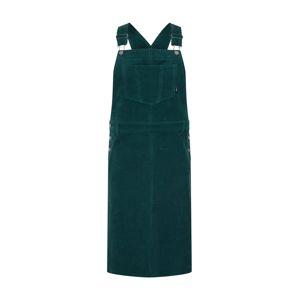Dr. Denim Laclová sukně 'Vida Pinafore'  zelená
