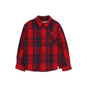 ESPRIT Košile  modrá / červená