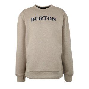 BURTON Sportovní svetr 'Oak'  šedobéžová