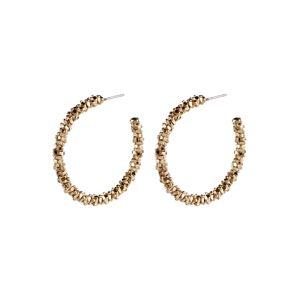 Pilgrim Náušnice 'Earrings Noa'  zlatá