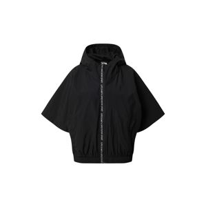 REEBOK Sportovní bunda  černá