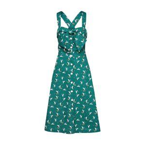 EDC BY ESPRIT Letní šaty  nefritová / mix barev