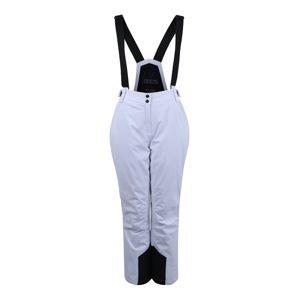 KILLTEC Outdoorové kalhoty 'Erielle'  černá / bílá