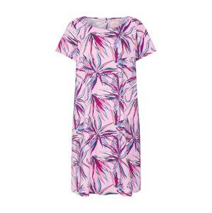 LIEBLINGSSTÜCK Letní šaty 'ElnaL'  mix barev / růžová