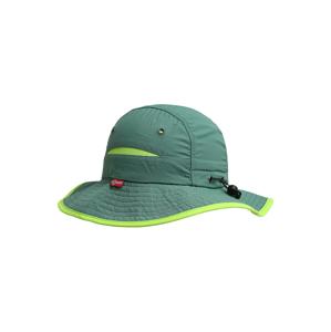 TROLLKIDS Sportovní čepice  světle zelená / tmavě zelená