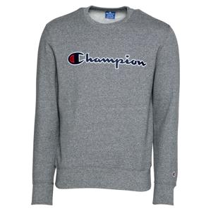 Champion Authentic Athletic Apparel Mikina  šedý melír / bílá / červená / marine modrá