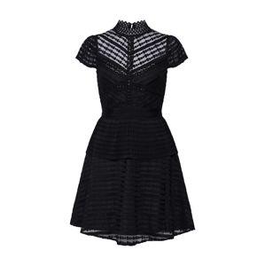 By Malina Společenské šaty 'Grace'  černá
