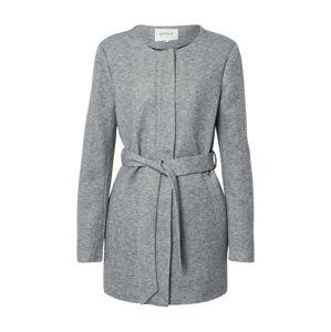 ONLY Přechodný kabát 'SEOUL'  šedá