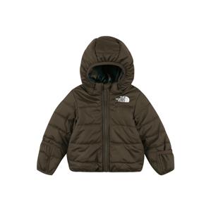 THE NORTH FACE Outdoorová bunda 'PERRITO'  khaki / olivová / tmavě zelená / nefritová / bílá