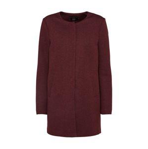 ONLY Přechodný kabát 'SIDNEY'  rezavě červená
