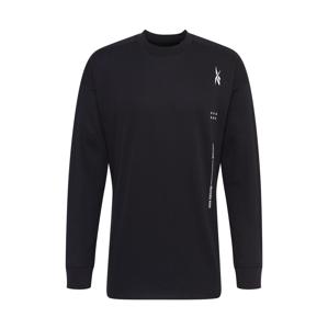REEBOK Funkční tričko 'TS Edgeworks'  černá