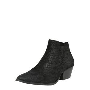 Y.A.S Kotníkové boty 'Yasbira'  černá