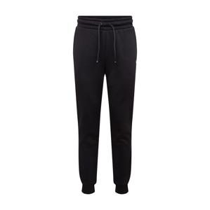 Tommy Sport Sportovní kalhoty  černá
