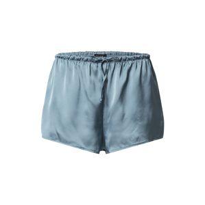 Icone Lingerie Pyžamové kalhoty 'BIRGITTE'  modrá / světlemodrá