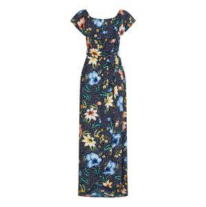 Mela London Šaty  noční modrá