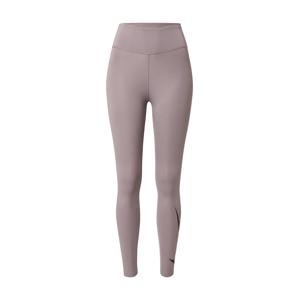 NIKE Sportovní kalhoty  pastelová fialová